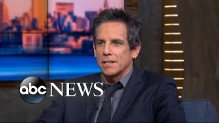 Ben Stiller on his new passion project, SNL character and a reunion we can't wait for l GMA