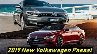 2019 New Volkswagen Passat US Review Test Drive, Price and Specifications Released