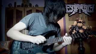 My Apocalypse(Solo)-Escape the Fate(Cover)w/TAB
