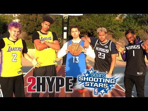 2Hype NBA Shooting Stars Basketball Challenge! thumbnail