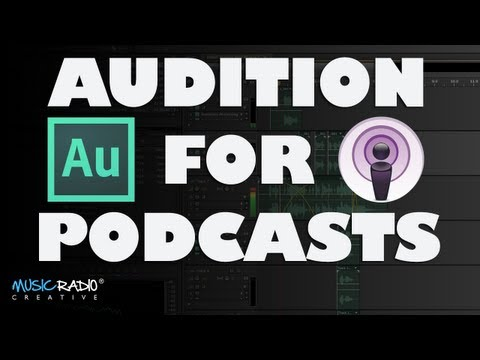 Pro Podcast Audio Production Techniques : Webinar (6 of 6)