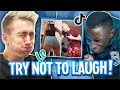 Sidemen Try Not To Laugh Impossible