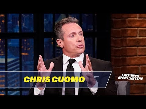 Chris Cuomo Is Concerned About 2020 Democrats Attacking Each Other
