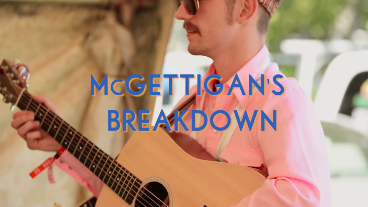 The Local Group - McGettigan's Breakdown // Ness Creek Kitchen Session
