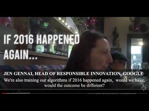 Whistleblower at Google Exposes Plans to Manipulate the 2020 Presidential Election