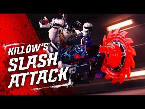 Ride Ninja - 70642 Killow vs. Samurai X - LEGO NINJAGO