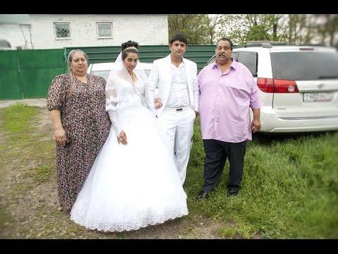 Цыганская свадьба. Цыганские традиции. Петя и Оля. 15 серия