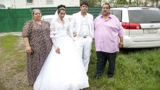 Цыганская свадьба. Цыганские традиции. Петя и Оля. 15 эпизод