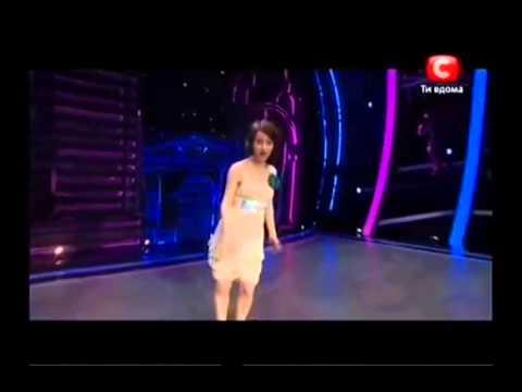 "(FULL version ) Ksenia Parkhatskaya, TV show ""Танцуют Вси 5"" Kiev, Ukraine"