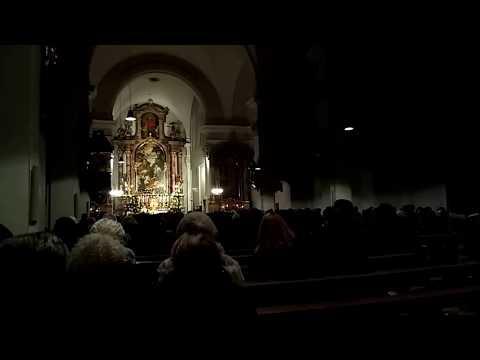 Silent Night, Holy Night. Original Version in original village, 2 singers and guitar version.