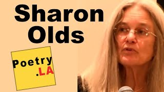 SHARON OLDS ~ Red Hen Press 20th Anniv.