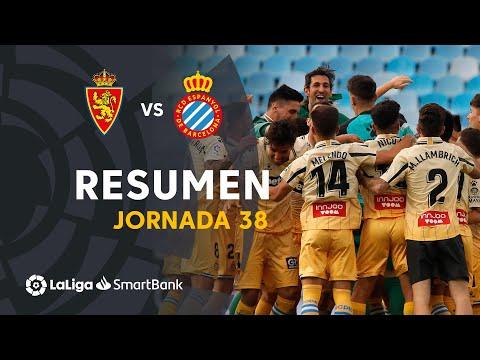 Zaragoza Espanyol Goals And Highlights