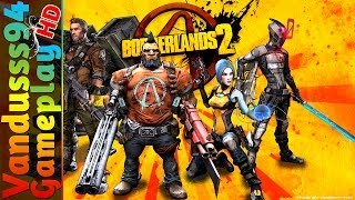 Borderlands 2: Game Of The Year Edition Gameplay [PC FULL HD]