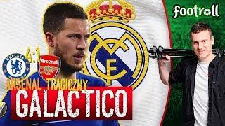 Hazard jest w Realu, a Arsenal w du...