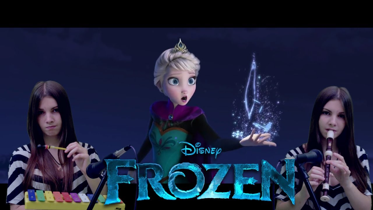 Download Let it go (Frozen OST) recorder cover by Elizabeth Postol