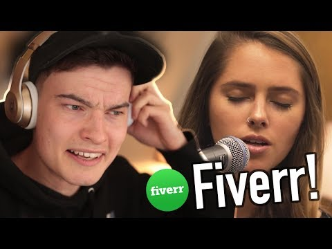 I Paid A Stranger To Write A Song For Me.. (Fiverr)