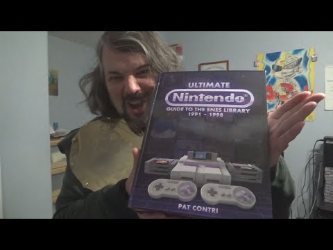 Super Nintendo Ultimate Guide to the Snes Library Book Review