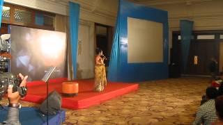 Ruchika Davar regales audience at  Film Launch