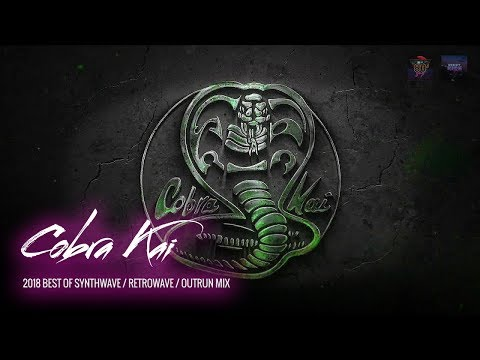Cobra Kai Synthwave Mix - Nightride FM Best of 2018 Synthwave / Retrowave / Outrun