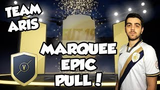 ΕΠΙΚΟ PULL ΑΠΟ MARQUEE MATCHUPS!!! #TEAM ARIS TO GLORY #17 - #FUT19