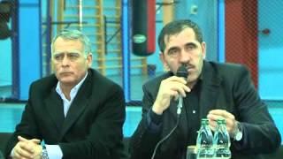 Встреча Ю.Евкурова с бойцами клуба KALOY TEAM