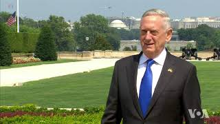 US Defense Secretary: Yemen Peace Talks Likely in Early December