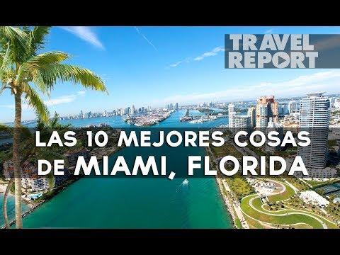10 imperdibles de Miami, Florida