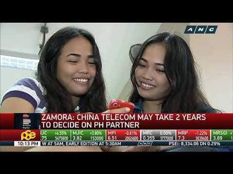 PT&T seeks partnership with China Telecom