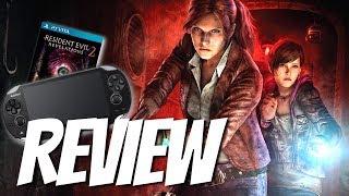 resident Evil Revelations 2 Playstation Vita REVIEW (PS VITA) HD GAMEPLAY