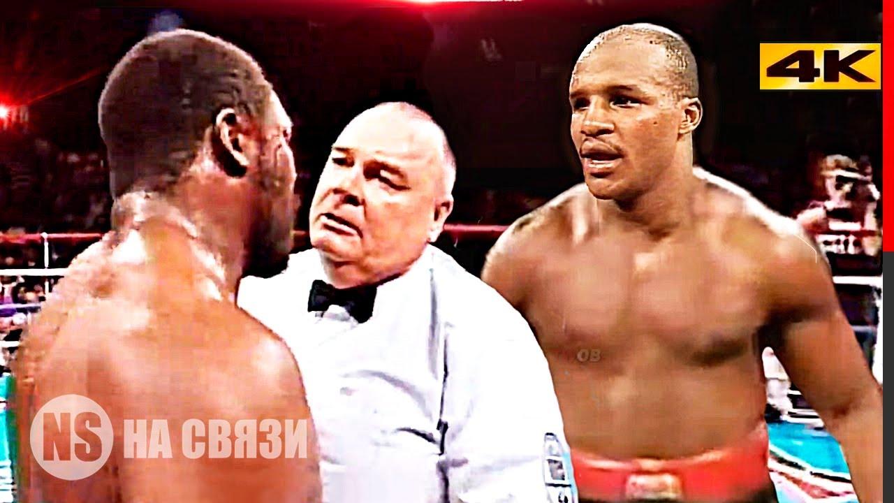 Забытый легендарный боксер-нокаутер Майкл Мурер c легендарной силой и навыками