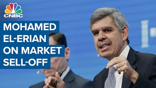The length of the sell-off matters as much as the extent of the sell-off: Mohamed El-Erian