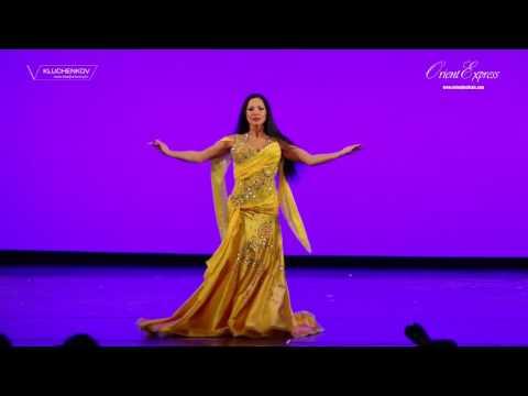 Ангелина Судакова. Orient express 5. Гала концерт.