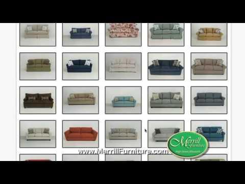 Merrill Furniture Online Showroom