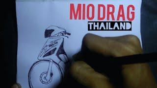 GAMBAR / DRAG / MOTOR / MIO / THAILAND MP3