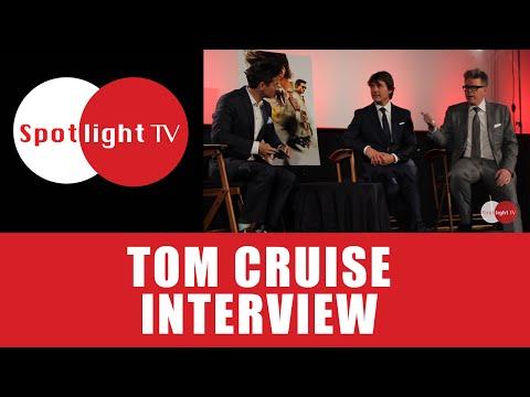 Spotlight TV  Tom Cruise and Christopher McQuarrie   Video