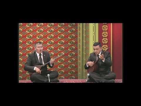 Halypalar Yoly Bilen 3 - Jumageldi Orunow (Turkmen Dutar)