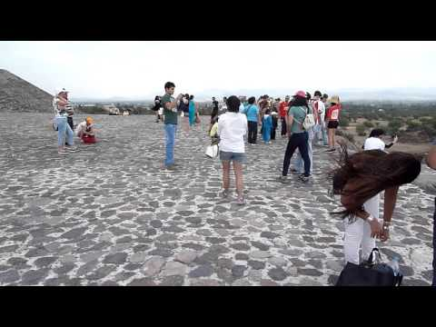Mexico Teotihuacan Pyramids