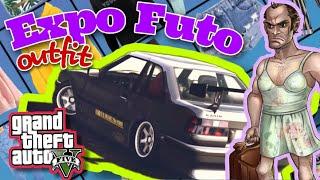 *GTA V* REGALANDO COCHES A SUBS+CAR MEET EXPO FUTO OUTFIT  [PLAYSTATION 4]  || GTA V ONLINE ||