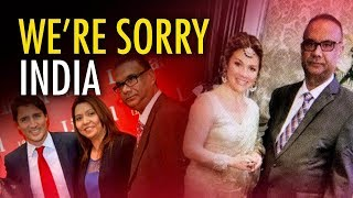 Ezra Levant: We're Sorry, India, for Justin Trudeau's Behavior
