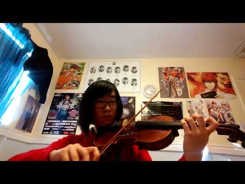 [w/ Sheet Music] EXO-Miracles In December [ Violin Cover]