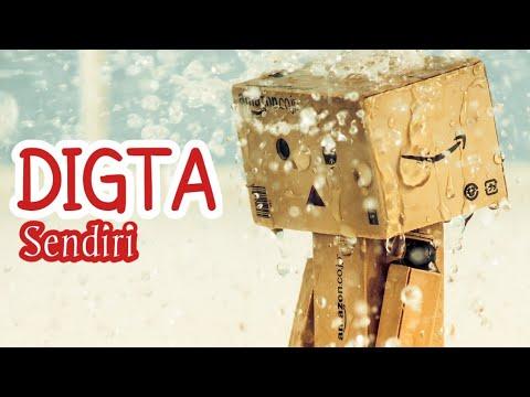 DYGTA - Sendiri (lirik dan chord)
