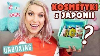 ♦ Openbox kosmetyków z Japonii! ♦ Agnieszka Grzelak Beauty