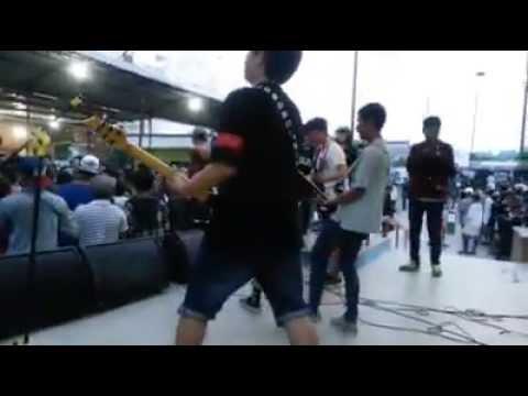 Dorademons-Dari mata sang garuda (cover) at puink skatepark anniversary RTB