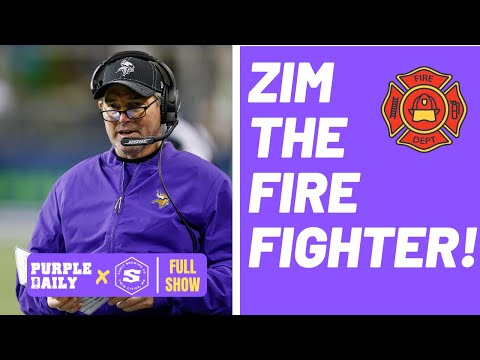 Mike Zimmer's top 5 fires he's put out as Minnesota Vikings head coach
