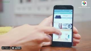 VitaDock+ App Medisana