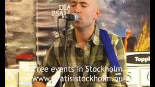 Nikola Sarcevic - Live at Bengans, Stockholm 2(4)