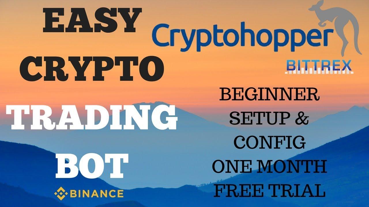 Cryptohopper Beginner Setup For Signals Easy Trading Bot