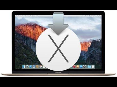 Надежный способ установки OS X El Capitan с нуля