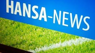 Hansa-News vor dem Pokalspiel gegen Kaiserslautern