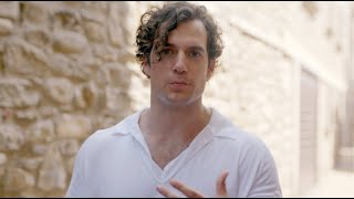 Henry Cavill  No. 1 Rosemary Water 'A journey of discovery'